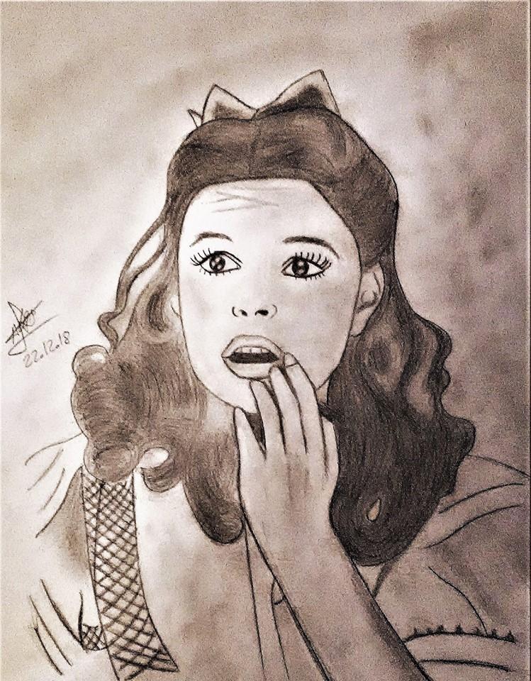 Judy Garland by aline17